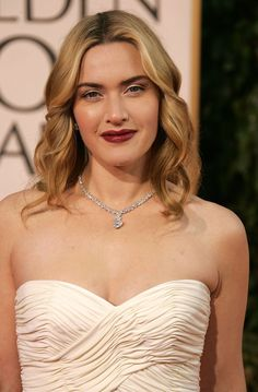 Kate Winslet, 2007 Golden Globes