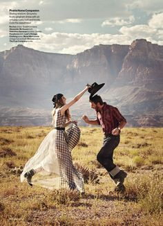 west dressed: florence kosky and austin stowell by victor demarchelier for us glamour october 2015 | visual optimism; fashion editorials, shows, campaigns & more!