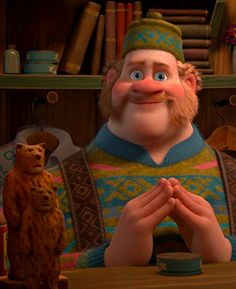 "QUIZ: ""Which ""Frozen"" Character Are You....You got Oaken: You are the best character in this film, scratch that, IN LIFE. Just look at you. You are progressive, wear the best clothes, and make everyone smile. Go you!"" XD"