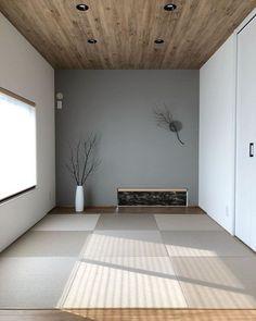 Japanese Style Bedroom, Japanese Style House, Washitsu, Interior Styling, Interior Design, My House Plans, Japanese Interior, Empty Room, Room Planning