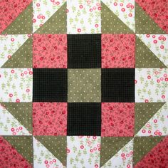 Quilt Block Patterns | ... bookworm block in judy martin s ultimate book of quilt block patterns