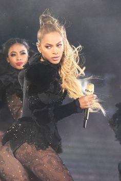 Beyoncé Formation World Tour Letzigrund Zürich Switzerland 14th July 2016