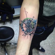 Tattoo-Compass-16