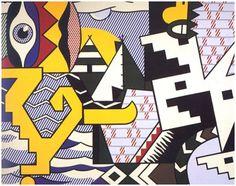 Roy Lichtenstein – Pop goes the art