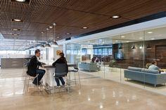 Fossil headquarters by Corgan Associates, Richardson   Texas office design