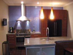 encimeras de hormigón para la cocina - una superficie sólida en el barato