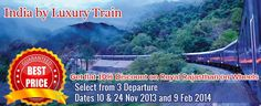 Indian Luxury Trains Offer