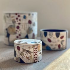 Pottery Painting Designs, Paint Designs, Hand Built Pottery, Ceramic Decor, Wedding Rings, Engagement Rings, Renaissance, Pasta, Jewelry