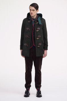 Sacai Fall 2013 Menswear - Collection - Gallery - Style.com