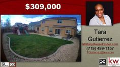 http://ift.tt/295eMjY 3 bed 1.5 bath Meridian Ranch Homes For Sale with granite countertops For Information on Meridian Ranch Community  call Tara Gutierrez at (719) 499-1157. Check out this beautiful community in East Falcon Colorado. This community features a beautiful 18 hole Golf Course stretched across the Meridian Ranch and the Woodmen Hills Community. Meridian Ranch features a very nice workout center that offers an indoor and outdoor swimming pool. The facility also offers a huge…
