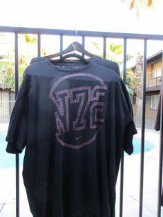 f169c22d2a35 NIKE T shirt vintage N72 unisex adult XXL Nike Logo extra large clothing  loose fit tops