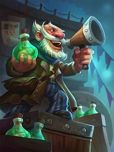 #hearthstone #warcraft #gnome