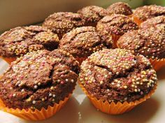 Do you love chocolate? If so you'll love this chocolate muffins recipe.