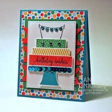 Image result for build a birthday stampin up