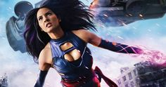 Olivia Munn Returning as Psylocke in X-Men 7? -- Olivia Munn has been spotted in Montreal as X-Men: Dark Phoenix sets up production. -- http://movieweb.com/x-men-dark-phoenix-olivia-munn-psylocke/