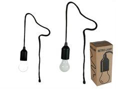 Retro lampka LED - OOTB za 49,99 zł   Gadżety empik.com