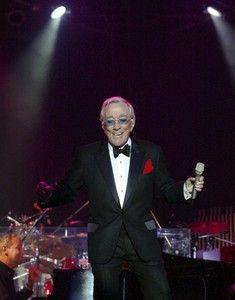 Muere el 'cantante Andy Williams a los 84 años