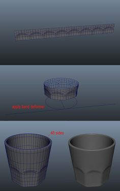 FAQ: How u model dem shapes? Hands-on mini-tuts for mechanical sub-d AKA ADD MORE GEO - Page 194 - Polycount Forum