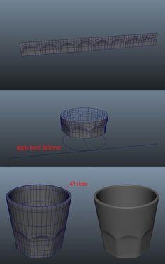 FAQ: How u model dem shapes? Hands-on mini-tuts for mechanical sub-d AKA ADD MORE GEO - Page 194 - Polycount Forum