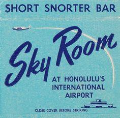 Honolulu Airport Sky Room Restaurant MC | by hmdavid
