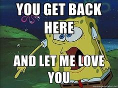 When my crush walks away from me...