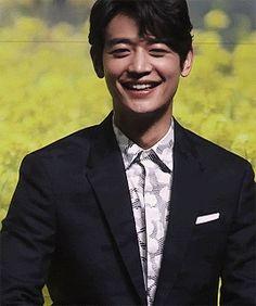 "160419 #Minho - 'Canola' Movie Press Conference ""Grandmother Gye-Choon"" #Shinee"