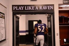 Ray Lewis....Play like a Raven!
