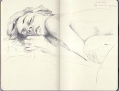 Figure Drawing Models there's something magical about a figure drawing, drawn over two pages. Figure Drawing Models, Human Figure Drawing, Figure Sketching, Life Drawing, Notebook Sketches, Art Sketches, Sketch Books, Sketchbook Inspiration, Art Sketchbook