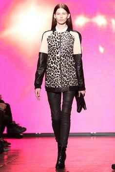 DKNY RTW Fall 2013 - Slideshow - Runway, Fashion Week, Reviews and Slideshows - WWD.com