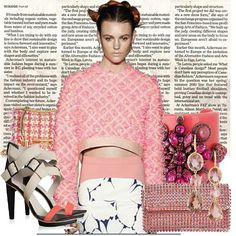MODEL THE BABY PINK | Women's Outfit | ASOS Fashion Finder