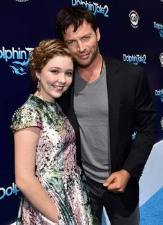 Harry Connick Jr & Cozi Zuehlsdorff play Father & Daughter