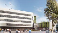 lycée louis lapicque, épinal (88), Patrick SCHWEITZER & Associés - Agence d'architecture de la région Alsace