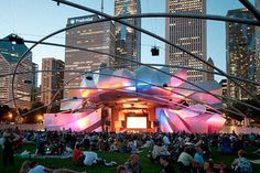 Ten films, including some American classics, will play in the park this summer. The series kicks off June 24.