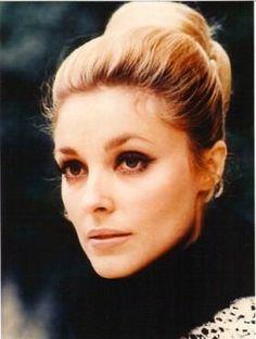 Sharon Tate (high bun)