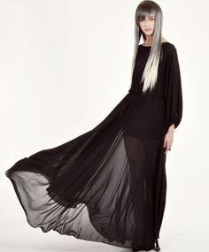 Black Emperor Dress