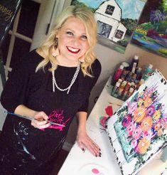 The Social Easel Online Paint Studio Acrylic Painting Techniques, Painting Videos, Online Painting, Painting Classes, Acrylic Painting Tutorials, Diy Painting, Cactus Painting, Pumpkin Painting, Social Art