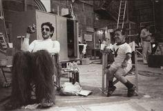 chewie och r2d2 tjillar
