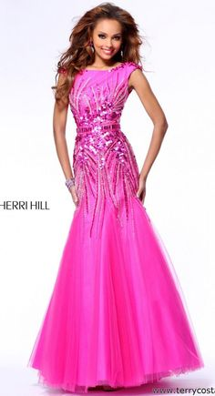 ac1621bb6f  sherrihill  Terry Song Song Costa  prom Prom Dress 2013