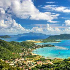 Tortola, British Virgin Islands : Already been
