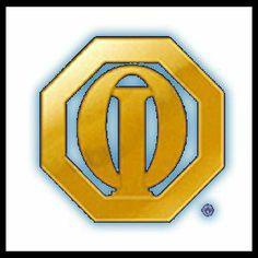 Gold Optimist Logo