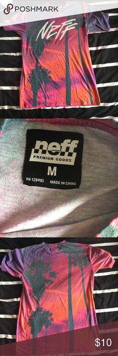 Neff summer shirt!! Overall great condition. Neff Shirts Tees - Short Sleeve