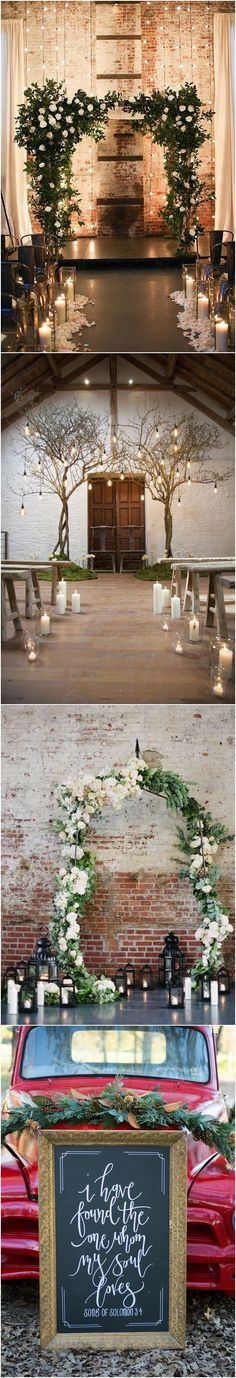 Winter wedding ideas - #winterwedding #winter #weddingideas http://www.deerpearlflowers.com/winter-wedding-ideas/