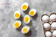 Ready to rock your mornings and meal preps with the perfect hard boiled eggs? Here's all you need to know to nail the timing to get hard boiled eggs just the way you like 'em! Perfect Hard Boiled Eggs, Soft Boiled Eggs, Crab Deviled Eggs Recipe, Healthy Chicken Stir Fry, Chocolate Greek Yogurt, Summer Meal Planning, Kids Meal Plan, Snack Video, Kid Friendly Dinner