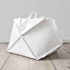 structural bags by Ku me ko : Minimal & Classic | Nordhaven Studio