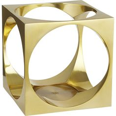 hole in the wall candle holder  | CB2