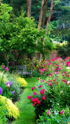 ~ tranquil garden ~ http://weathertightroofinginc.com