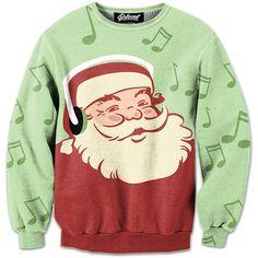 Rockin' Clause Sweatshirt