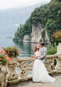 Villa Balbianello Lake Como - Wedding 11