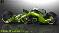 future custom bike by on DeviantArt Concept Motorcycles, Cool Motorcycles, Bobber Motorcycle, Moto Bike, Bike Sketch, Motorbike Design, Futuristic Motorcycle, Super Bikes, Vintage Bikes