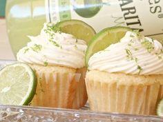 Margarita Cupcakes Recipe | Divas Can Cook